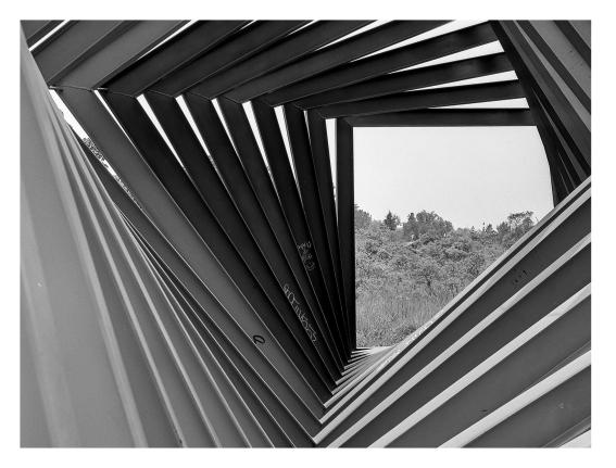 escultura repetición