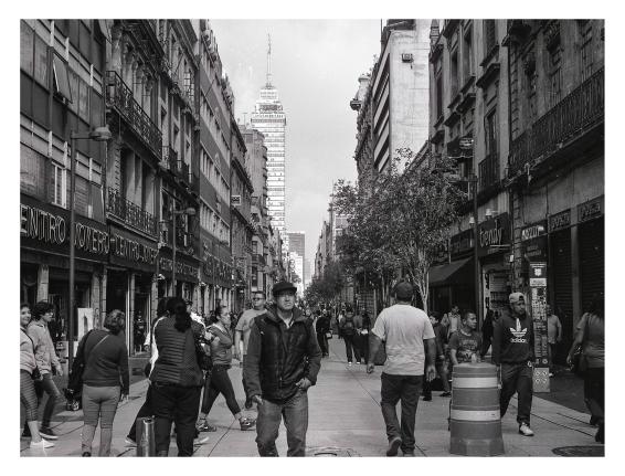 calle de madero