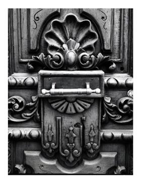 la puerta de 3 candados