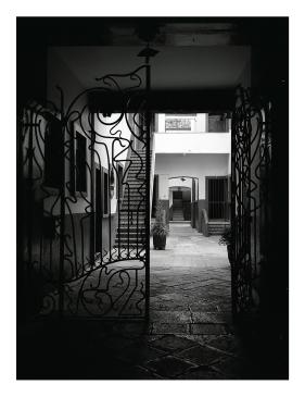 la segunda puerta