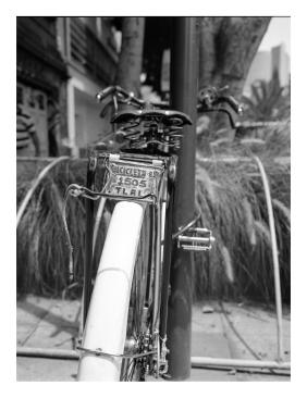 placa de bici