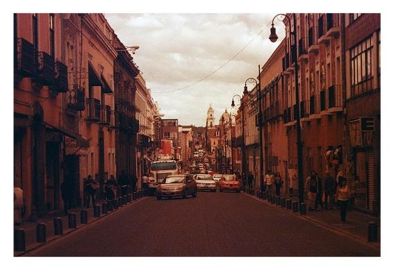 Calles Puebla
